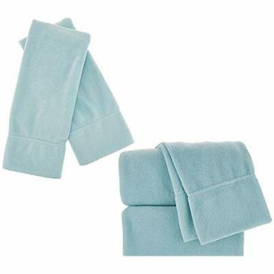 polarfleece sheet set queen seaglass home kitchen