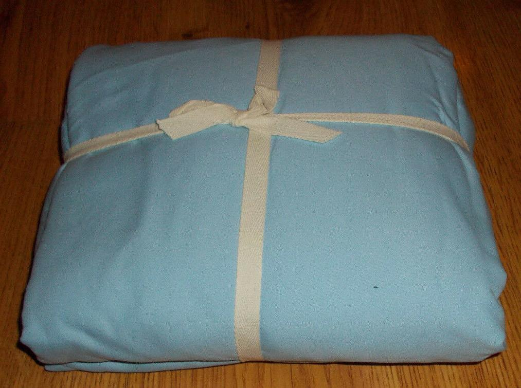 queen bed sheet super soft microfiber blue