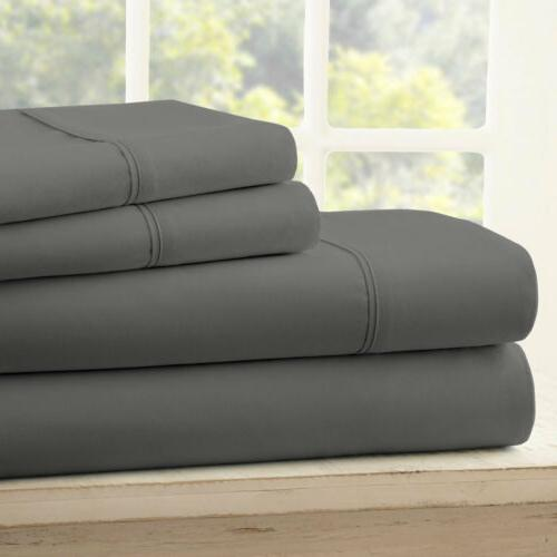 1800 count queen size egyptian cotton comfort