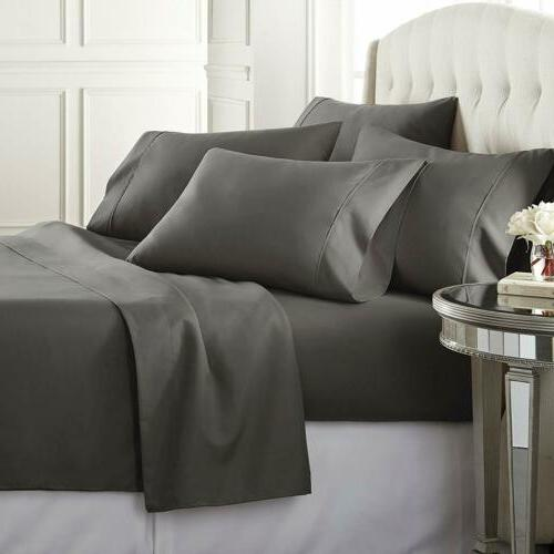 queen bed sheets egyptian cotton 1800 thread
