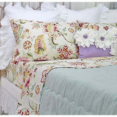 Queen's Boho Lotus Print Bed Size-G