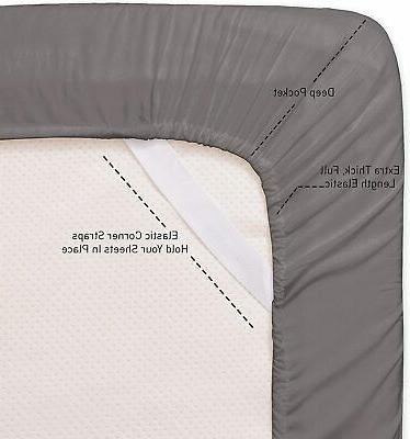 Sweet Sheets-6 Count Fine Brushed