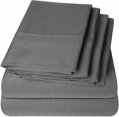 queen sheets 6 piece 1500 thread count