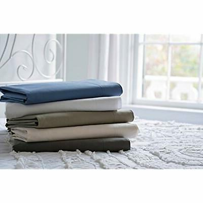 Sale Percale Collection Sheet Set Queen, White Home