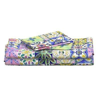 Kitchen Sateen Sheet Set
