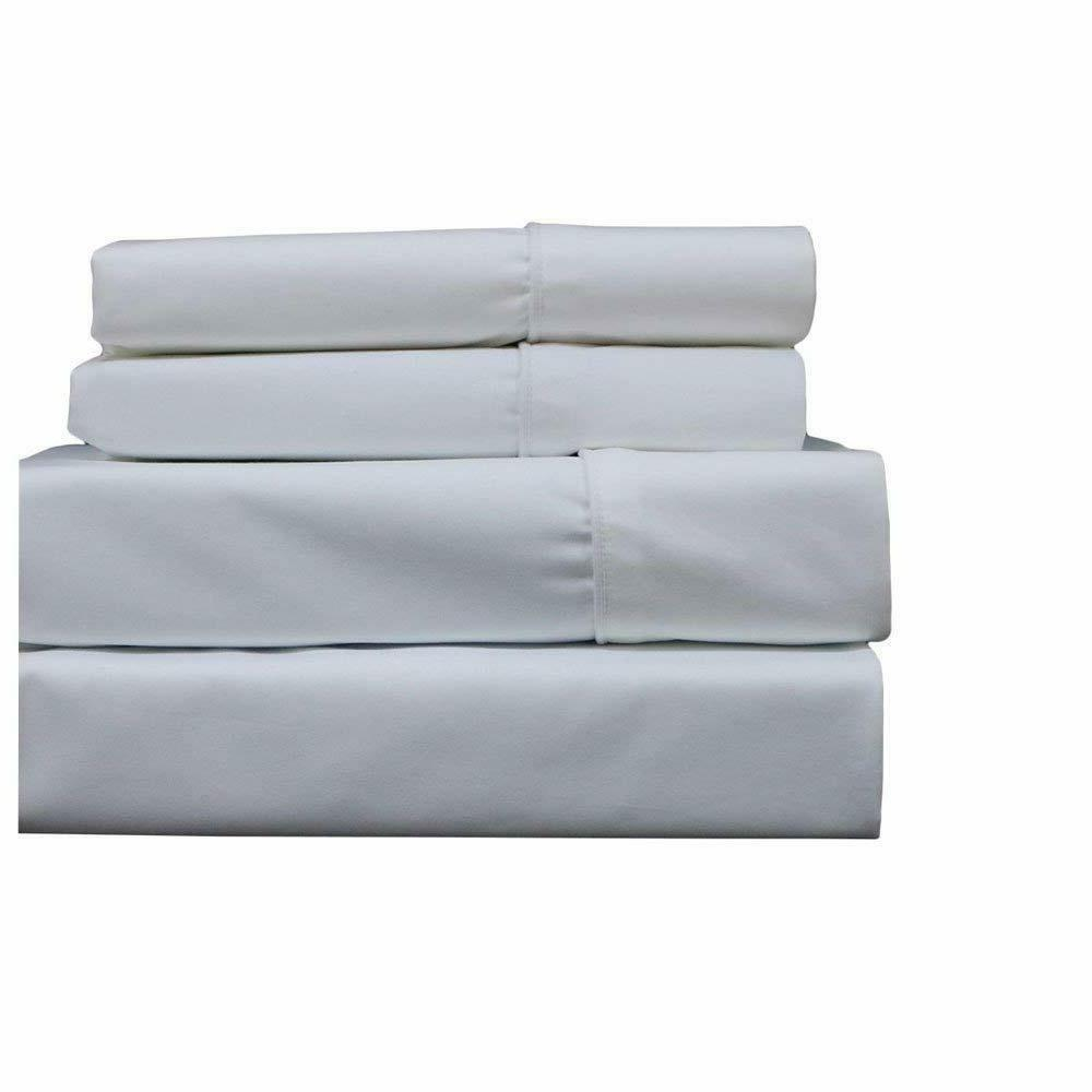 top linens 4 piece bed sheet set
