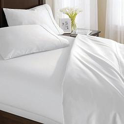Lussona Collections 1000 Thread Count Organic Cotton, 4-Piec
