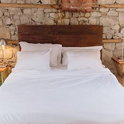 Alfred Sung Luxurious 100% Pure Pima Cotton Percale 300 Thre