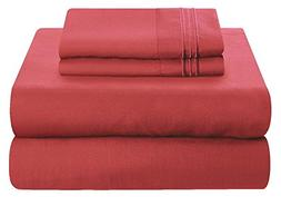 Mezzati Luxury Bed Sheets Set - Sale - Best, Softest, Cozies