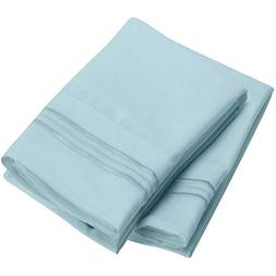 Mellanni Luxury Pillowcase Set Brushed Microfiber 1800 Beddi