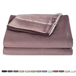 Luxury Quality Silky Soft 100% Bamboo-Derived Rayon Bed Shee