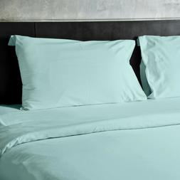 LUXURY SOFT 1800 THREAD COUNT EGYPTIAN COTTON FEEL BED AND B