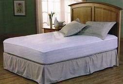 Mattress Cover Single / Full / Queen Size Fitted Plastic She