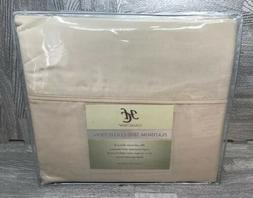 NEW Hotel Luxury Queen Bed Sheets Set- 1800 Series Platinum
