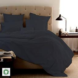 Organic Bed Sheets-Size-QUEEN, Color-ELEPHANT GREY sheets ar