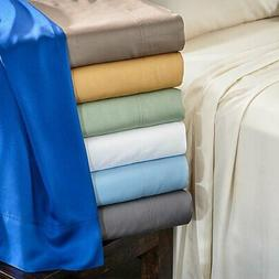 Superior Oversized 300 Thread Count Rayon from Bamboo Sheet