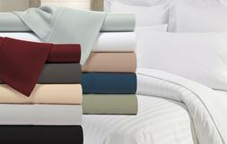 Park Avenue 300 Thread Count 100% Cotton Percale Sheets Set
