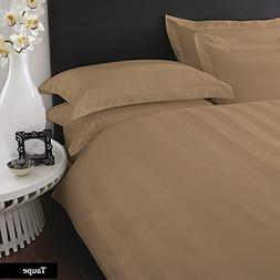 100% Pima Cotton 8 Inch Deep Pocket 650 Thread Count 3 PCs D