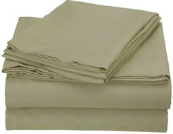 Clara Clark® Premier 1800 Collection Attached Waterbed Shee