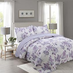 Printing quilt queen size Sets -3pcs include 2 pillow Shams