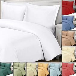 Full / Queen Red Silky Soft Duvet Covers 100% Rayon from Bam