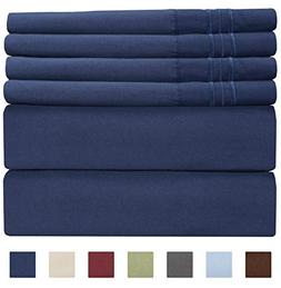 queen sheet set hotel
