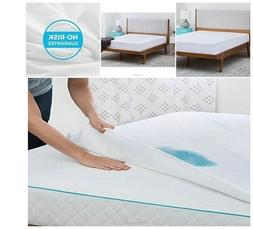 Linenspa Queen Size Five Sided Mattress Protector - Guards T