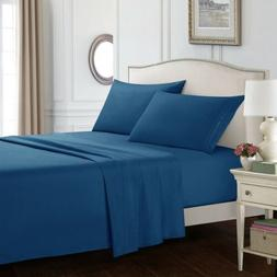 Dreaming Casa Queen Sheet Set Deep Pocket Bed Sheets Soft Co