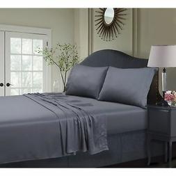 Rayon from Bamboo 300 Thread Count Sateen Extra Deep Pocket