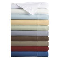 Rayon from Bamboo Queen Bed Sheet Set