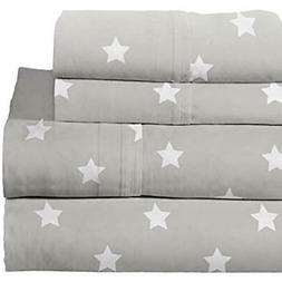 space queen cotton printed sheet set home