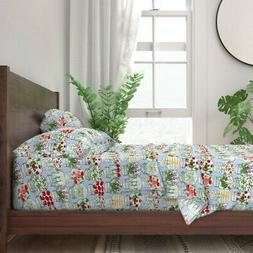 Summer Canning Home And Kitchen Decor 100% Cotton Sateen She